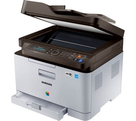 Printer Samsung All In One samsung xpress c480fw all in one wireless laser printer with fax deals pc world