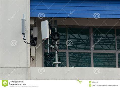 Jual Antena Wifi Outdoor by Wifi Outdoor Antena Stock Photo Image 58502014