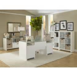 Home Office Furniture Ireland Kathy Ireland Office By Bush Furniture New York Skyline 63 In Pedestal Desk With