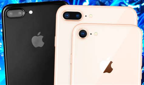 iphone 8 v iphone 7 what s the difference what s new and which one should you buy tech