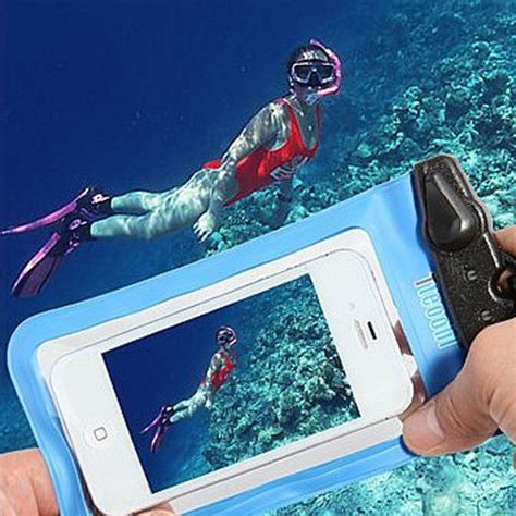 aliexpress under 5 hot sale waterproof cell phone case 20 m under water use