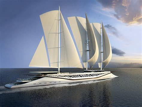 groot zeiljacht mega sail mega yacht concepts