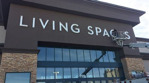 new living spaces furniture store in summerlin set to open