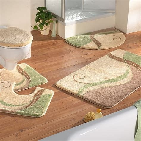 Luxury Bath Rug Sets Rugs Ideas Rugs For The Bathroom