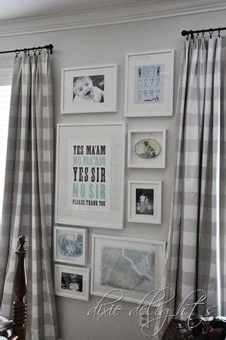 grey and white check curtains 17 best ideas about gingham curtains on pinterest family