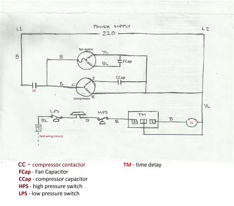 carrier air conditioner wiring diagram carrier air conditioning wiring diagram get free image