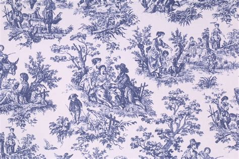 toile drapery fabric 4 yards waverly rustic toile printed cotton drapery fabric