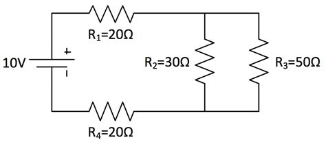 physics resistors in series and parallel problems what are resistor combinations socratic