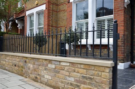 garden wall railings garden design garden design