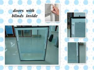 Sliding Doors With Blinds Inside Glass by Aluminum Folding Sliding Glass Doors Internal Blinds Buy
