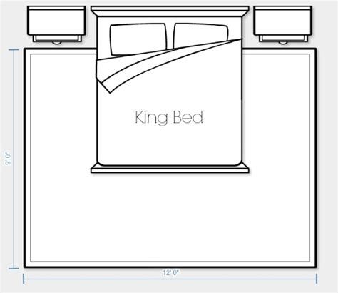 rug under king bed bedroom area rug options reader question satori design