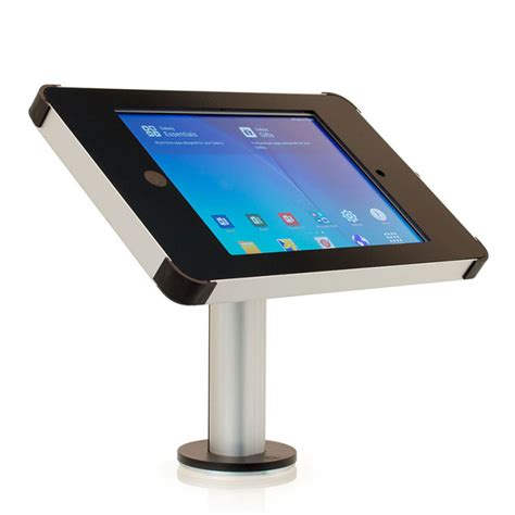 secure ipad tablet enclosures holders stands