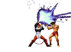 imagenes animadas asombrosas king of fighters con movimiento buscar con google kof