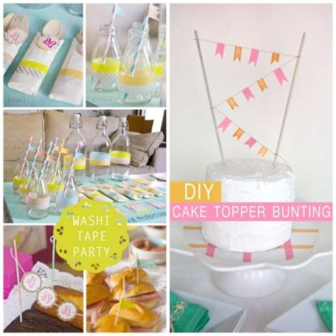 washi tape ideas 30 fun simple washi tape ideas