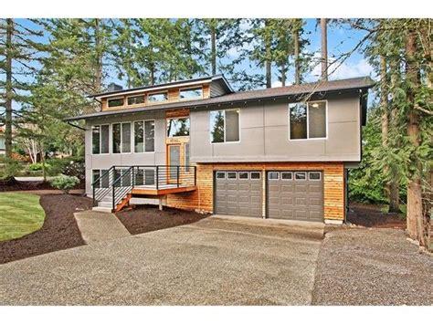 Contemporary Split Level House Plans by Flipping Houses Boring Split Level Transformed Into Modern