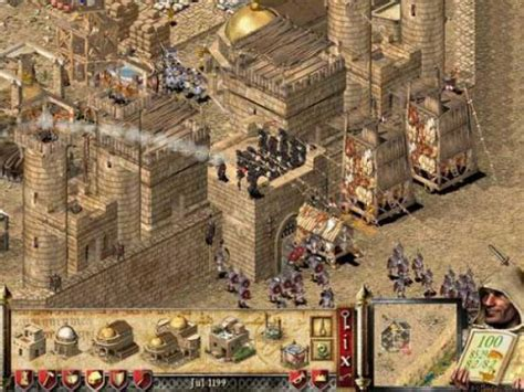lade a scarica stronghold crusader descargar