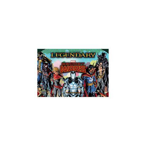 marvel legendary card template legendary marvel deck building secret wars expansion