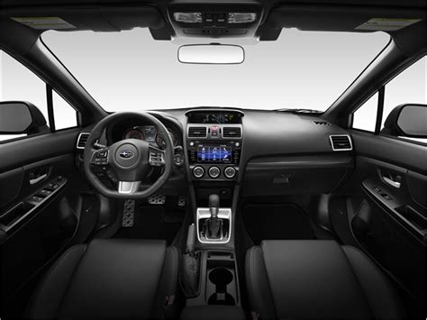subaru wrx interior 2017 2017 subaru wrx prices reviews and pictures u s