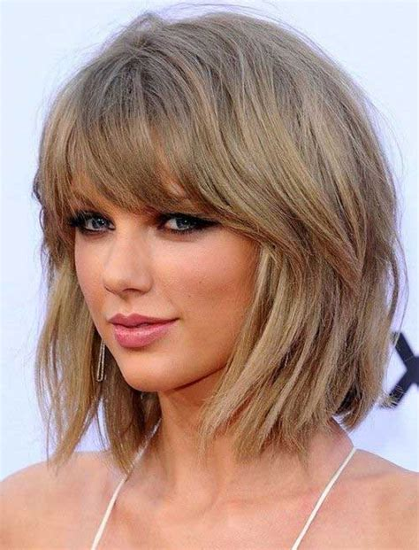 layered bob with bangs pictures 15 blonde bob hairstyles short hairstyles 2017 2018