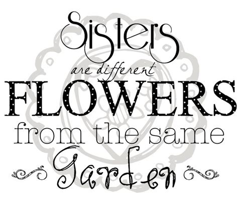 printable quotes sisters poppies at play sisters printable