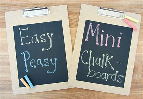 diy chalkboard for toddlers the weekend look book modern parents