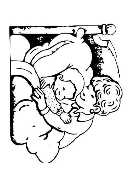 andare a letto disegno da colorare andare a letto cat 11425