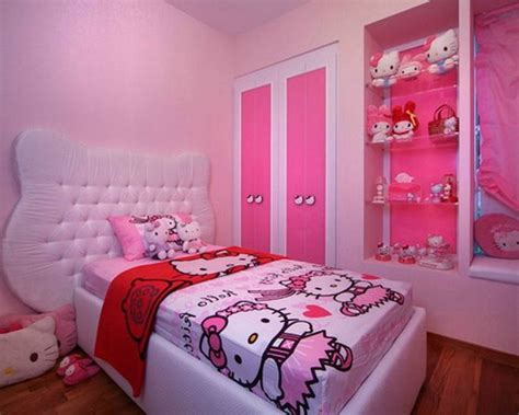 Hello Kitty Room Design Ideas ? SMITH Design : Decorate your room with Hello Kitty