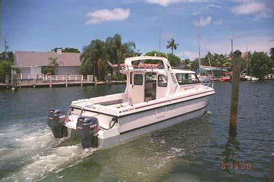 catamarans for sale noosa used noosacat 3100 power catamaran for sale demo