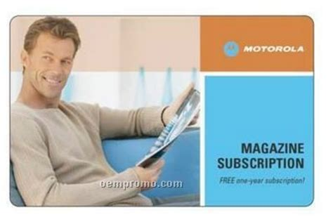 Magazine Subscription Gift Cards - magazine subscription gift card or key tag china wholesale magazine subscription gift