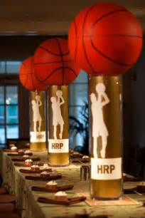 lovely basketball centerpieces b lovely events