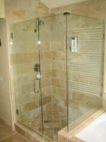bathroom shower enclosures ideas some things to consider when selecting frameless shower doors
