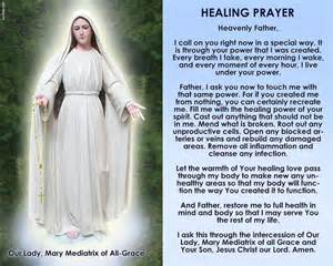 Healing prayer prayer for and prayer on pinterest