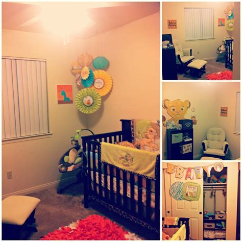 Lion King Baby Nursery   Project Nursery