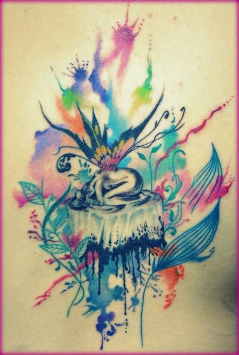 watercolor fairy tattoo designs livi s board fairies