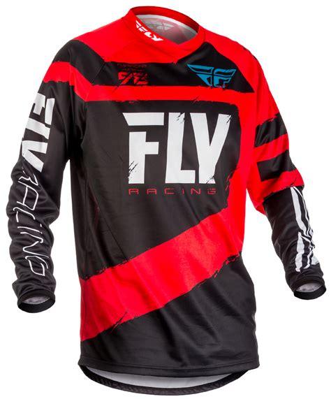 fly motocross jersey fly racing 2018 f 16 mx atv bmx mtb jersey all sizes