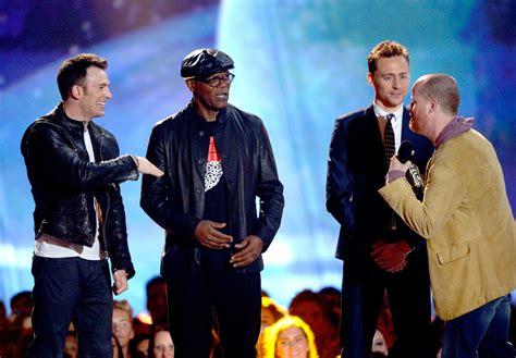tom jackson tv show tom hiddleston photos photos 2013 mtv movie awards show