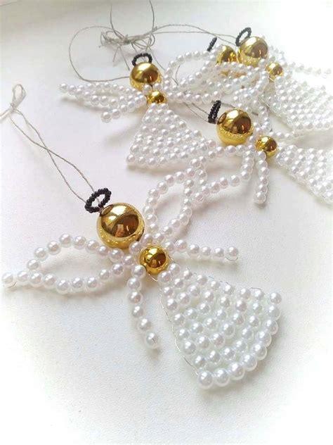 Handmade Beaded Decorations - beaded crafts handmade beaded ornament