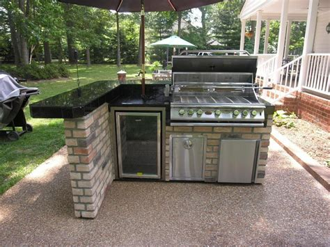 35 ideas about prefab outdoor kitchen kits theydesign