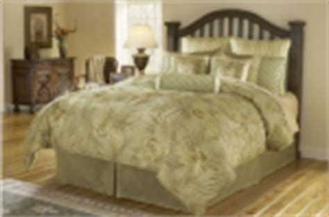 bedding selections green