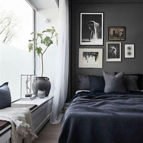 Grey Walls Small Bedroom Pillow Beds Bedroom And Accent Walls On