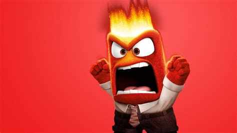 Disney Inside Out Anger B0099 Samsung Galaxy S7 Flat Custom hd background pixar inside out 2015 angry emotion boy