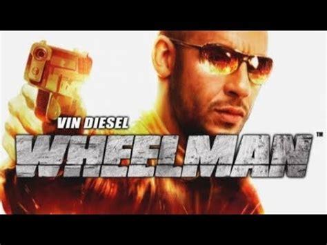 film terbaik vin diesel wheelman 2017 teaser action thriller movie youtube