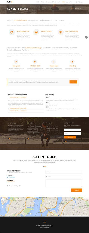 runek multipurpose and responsive joomla theme by runek multipurpose and responsive joomla theme by
