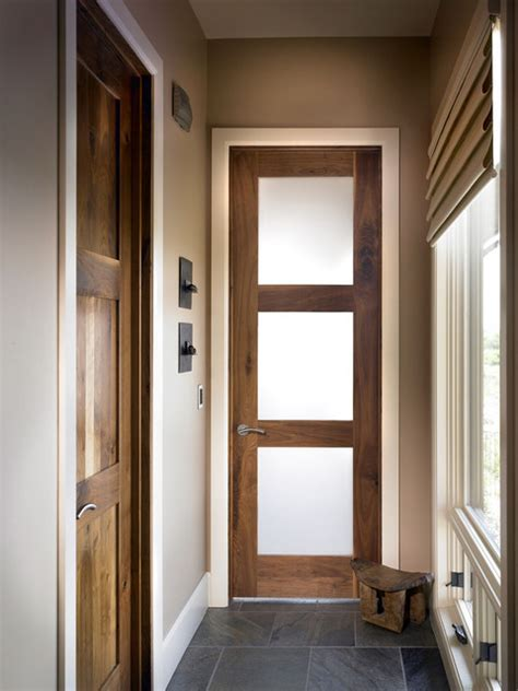 Interior Glass Panel Doors Designs Contemporary Interior Doors