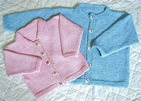 simple baby sweater to knit a easy baby sweater sw 016 by knits craftsy