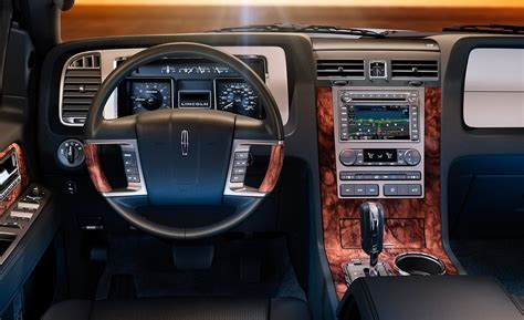 lincoln navigator 2015 interior 2014 lincoln navigator review prices specs