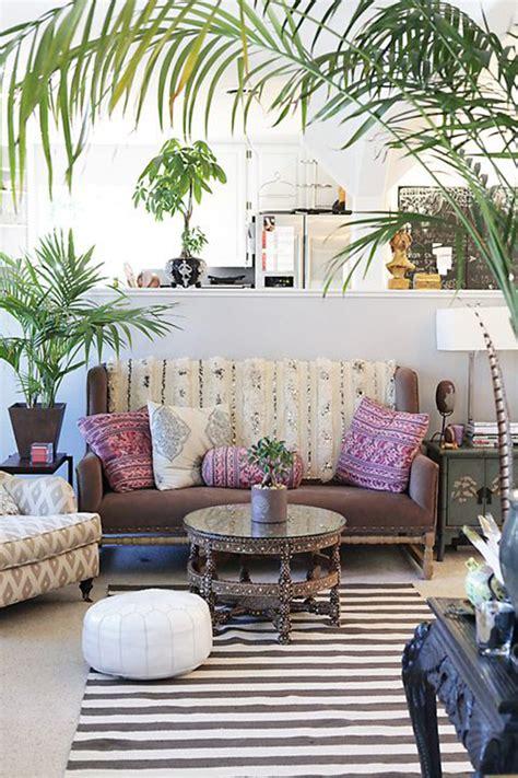 minimalist bohemian living room decor fres hoom bohemian interior design trend and ideas boho chic home