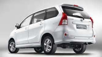 Toyota Avanza 2016 New Toyota Avanza 2016 2017 2018 Best Cars Reviews
