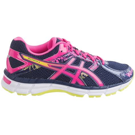 asics running shoes review asics gel excite 3 running shoes for save 28