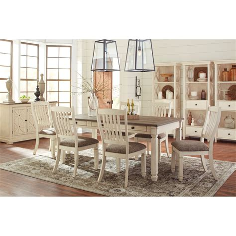 dining room groups bolanburg casual dining room belfort furniture
